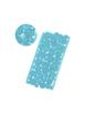 Imagem de Marcador em Plástico para Pasta Americana Flores FT253 - SILVER